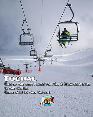 Ski Trips to Iran