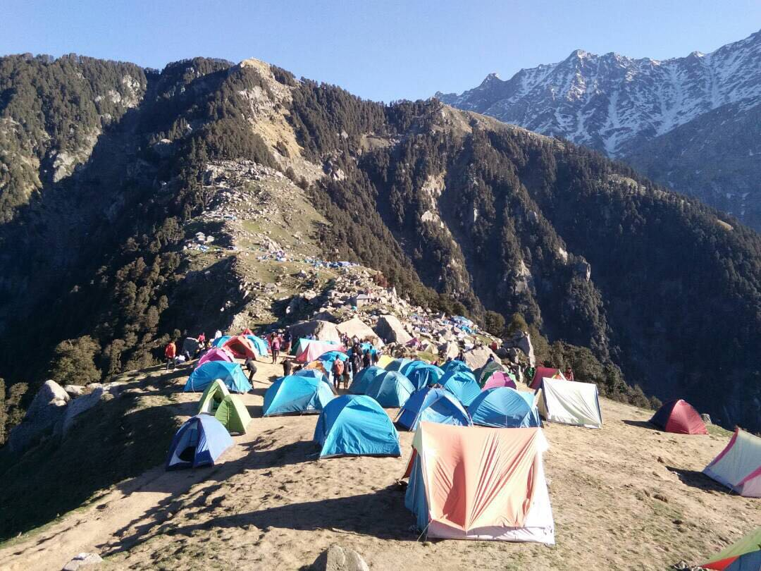 Hiking and Camping Trip to Triund for 1 Night / 2 Days ...